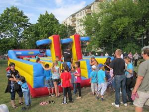 Stadteilfest 2012