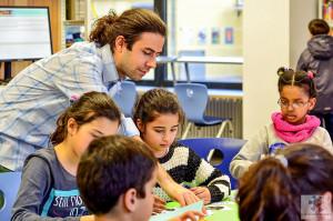 Kostenlose Schulergänzende Förderung für Grundschüler (Foto: Gina Dau)