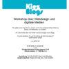 Workshop über Webdesign und digitale Medien