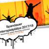 Bewegte Winterspielplätze 2017/18 im Falkenhagener Feld