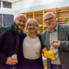 Thomas Tresselt, Bettina van Loosen und Karl-Heinz Fricke (Foto: Ralf Salecker)