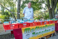 10 Jahre Kindermedienpoint im Kraepelinweg (Foto: Ralf Salecker)