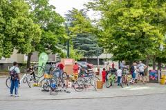 Westerwaldplatz, ab in den Urlaub (Foto: Ralf Salecker)