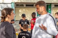 Ferien-Fußballturnier im Falkenhagener Feld West (Foto: Ralf Salecker)