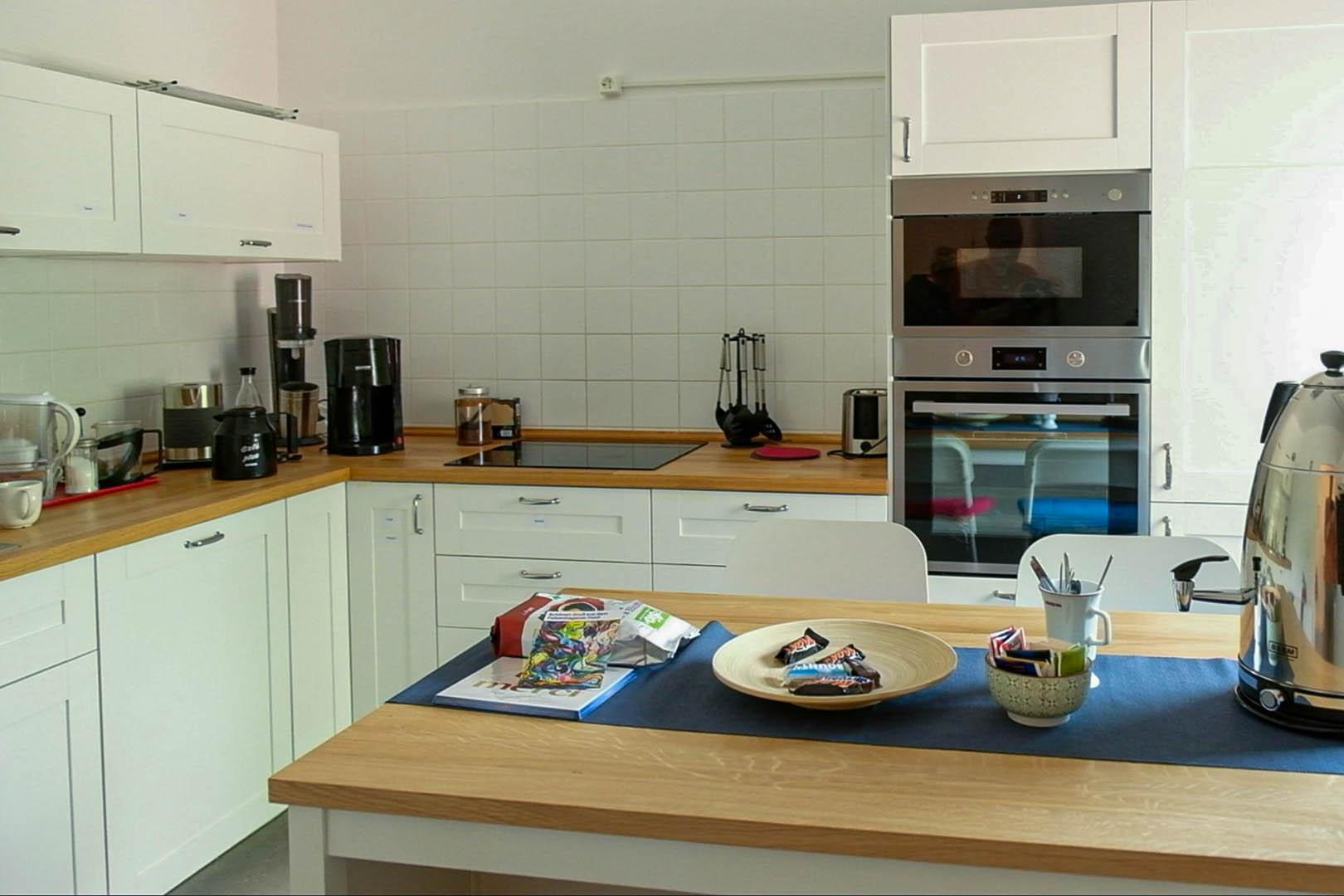 Kiezstube, gemütliche Küche  (Foto: Ralf Salecker)