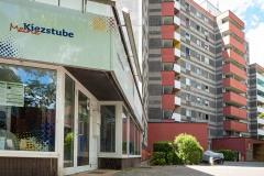 Quartiersmanagement und BENN,  jetzt im Kraepelinweg 1 (Foto: Ralf Salecker)
