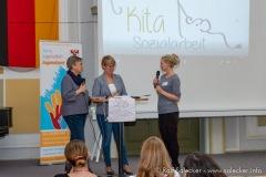 """Spandauer Berufsmesse - """"Kinderheld*innen"""" gesucht (Foto: Ralf Salecker)"""