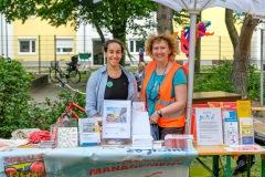 Nachbarschaftsfest in der Freudstraße (Foto: Ralf Salecker)
