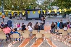 OpenAir-Kino am Westerwaldplatz