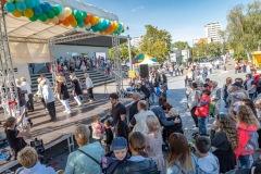 Stadtteilfest 2019 im Falkenhagener Feld