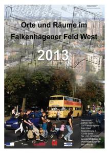 Kalender 2013 Räume und Orte im Falkenhagener Feld