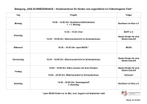 Stundenplan-Schwedenhaus