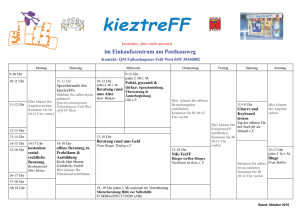 kieztreFF_Stundenplan-Herbst-2015