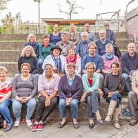 Quartiersrat und QM-Team (Foto: Ralf Salecker)