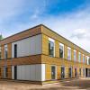Beratungsgebäude für soziale Dienste im Falkenhagener Feld