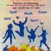 2. Herbstfest am Bogen im Falkenhagener Feld