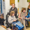 Begegnungen, Information und Weiterbildung im kieztreFF am Posthausweg (Foto: Ralf Salecker)