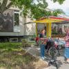 Mobiles Café nicht nur am Westerwaldplatz