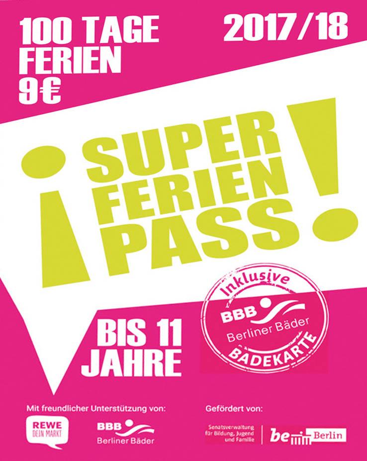 Mit Dem Super Ferienpass Für 9 Euro In Die Sommerferien 20172018