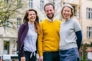 Hürdenspringer Spandau – Netzwerk für freiwilliges Engagement