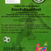 Kiezfußballfest im Falkenhagener Feld