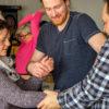 "Coaching: ""Soziales Lernen in Bewegung"" (Foto: Ralf Salecker)"