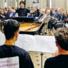 Al-Farabi-Winterferien-Workshop und Konzert 2019