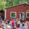 Sommerfest 2019 am Schwedenhaus (Foto: Ralf Salecker)