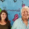 BENN-Team: Julia Düe und Amar Gourri (Foto: K. H. Fricke)