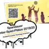 Bewegte Winterspielplätze 2019/20 in Spandau