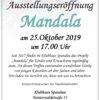 Mandala – Ausstellung im Klubhaus Spandau