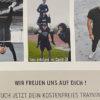 Kostenfreies Fitnesstraining im Falkenhagener Feld