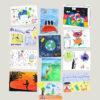 Wandkalender des Quartiersmanagement für das Jahr 2021