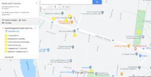 Hier sind die Ausstellungsorte auf einer Karte im Falkenhagener Feld zu finden.