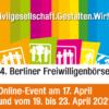 Berliner Freiwilligenbörse 2021