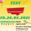 Spielmobil-Fest – 28.5. auf dem Westerwaldplatz