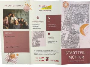 Stadtteilmütter Flyer