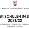 """Neue Spandauer Internetseite – """"Bildung in Spandau"""""""