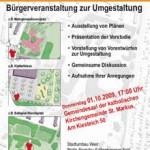 Plakat Spektepark 1. 10. 2009